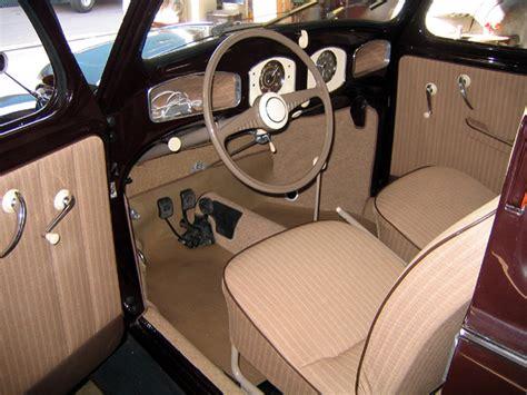 original style   vw split window interior