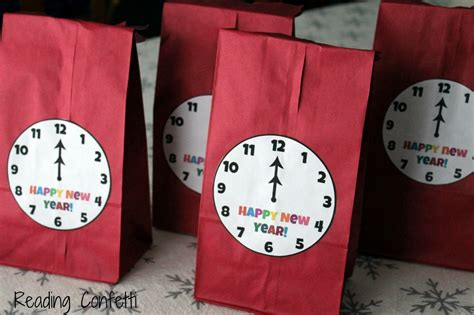 Paper Crafts For New Year - diy 2016 new years clocks printable ideas design fashion