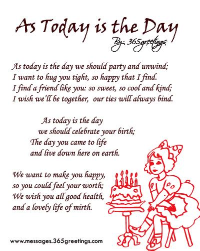 birthday poems 25 exclusive happy birthday poems picshunger