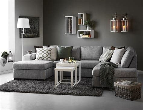 gray sofa living room best 25 grey sofa decor ideas on living room