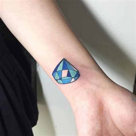 3d diamond tattoo designs 75 best designs meanings treasure for