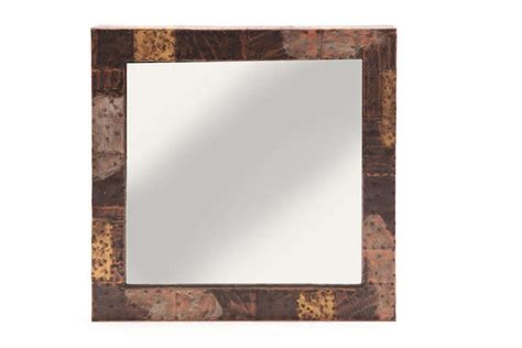 custom paul wall shelf and mirror at 1stdibs