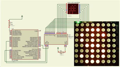 led driver interfacing  pic microcontroller youtube