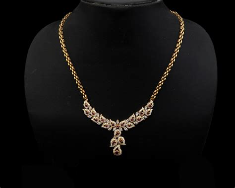 Diamant Halskette by Nathella Collections Necklace
