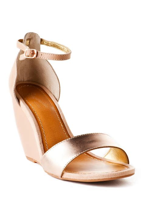seychelles shoes thyme leather wedge s