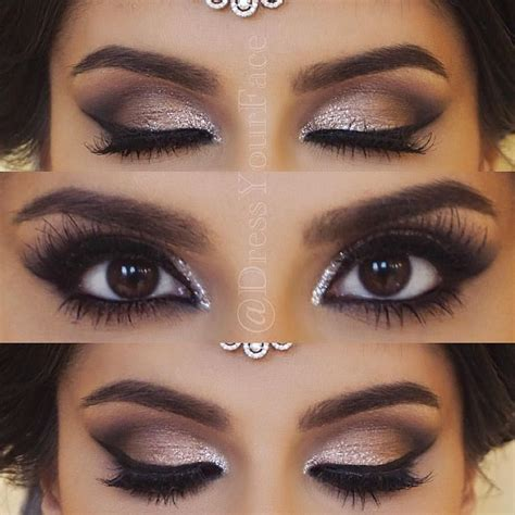 tuesday tutorial 4 makeup tips for four eyed gals how to rock makeup for brown eyes makeup ideas