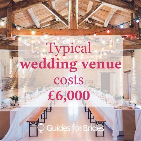 How much do wedding venues cost in 2019?   Wedding Car