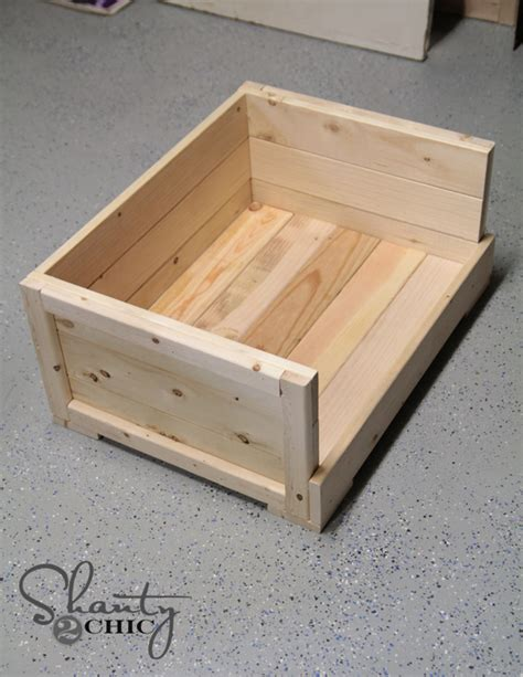 wood dog beds woodwork how to makewooden dog beds pdf plans