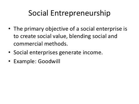 Distance Mba In Social Entrepreneurship by Teaching Social Entrepreneurship In The Foreign Language