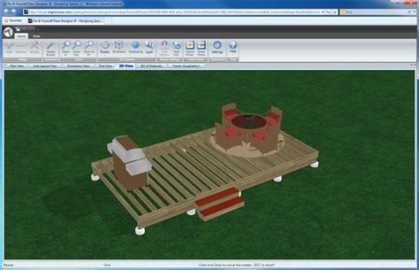 deck design software bighammer deck designer free deck design software