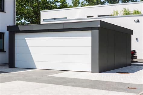 moderne garagen meincarport de carports modern
