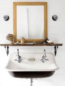 bathroom the sink shelf half bath dreaming creativehomebody comcreativehomebody
