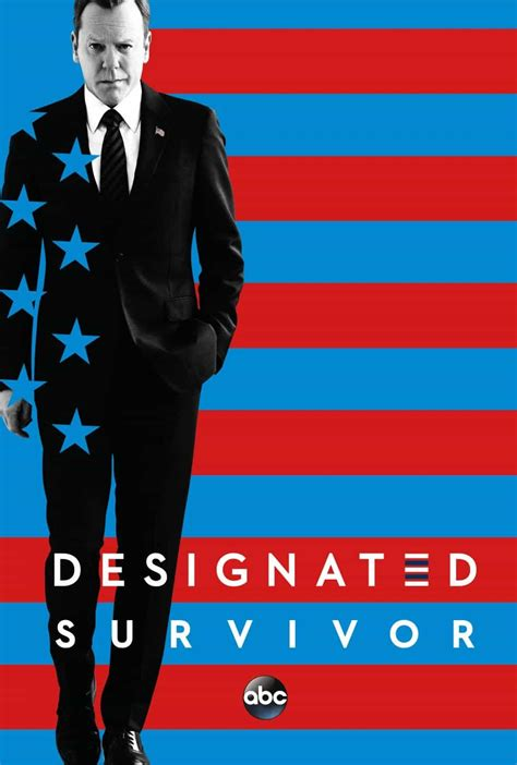 designated survivor poster designated survivor season 2 poster seat42f