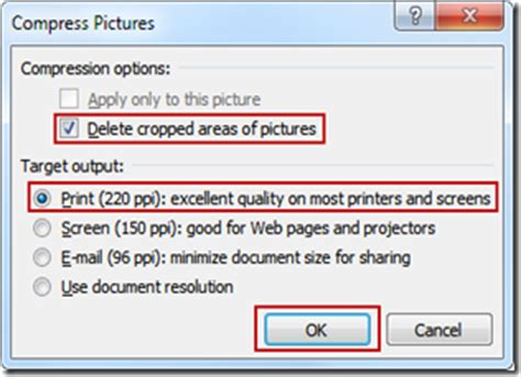 compress pdf word stop word from compressing images during save