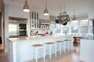 Coastal Kitchen Ideas - coastal new england julie warburton design