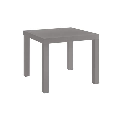 Gray Table L by End Table In Gray 2095157