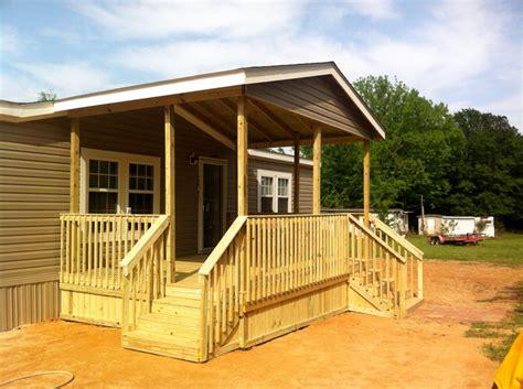 gable porches ready decks