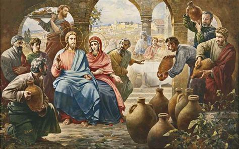 The Wedding Feast At Cana 2 1 11 by July 2015 Calling Couples To