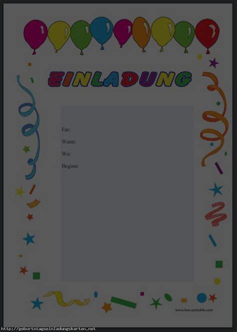 Kostenlose Vorlagen Einladung Einladung Geburtstag Kostenlos Einladungen Geburtstag