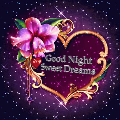 imagenes de good night and sweet dreams goodnight sweet dreams gif goodnight sweetdreams hearts