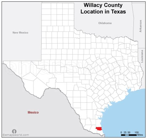 map of raymondville texas willacy county location map texas emapsworld