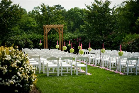 Outdoor Wedding Venues by Raleigh Nc Outdoor Wedding Venue Rand Bryan House