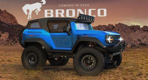 2020 Ford Svt Bronco Raptor by 12 The 2020 Ford Svt Bronco Raptor Model Review
