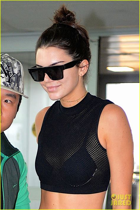 kendall jenner neck tattoo next picture pictures to pin on