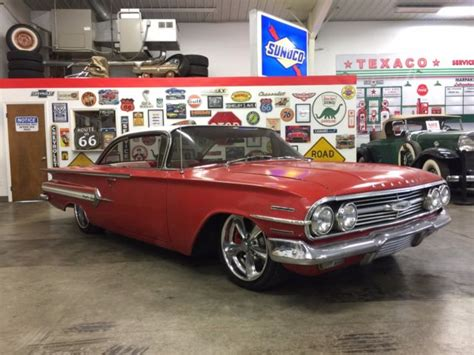 vintage ls for sale 1960 chevrolet impala patina ls air ride