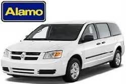 Alamo Car Rental Bergstrom Airport Minivan 7 Pass Alamo