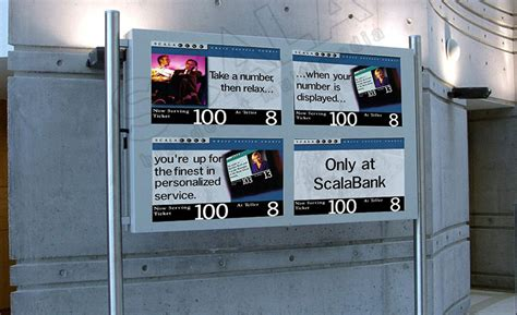 scala interne scala digital signage interne communicatie