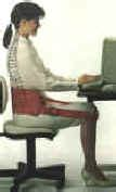 Nada Chair by Nadachair Back Up Back Support Lets Legs Outstretch To