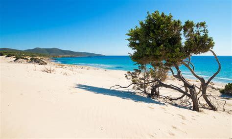 porto pino spiaggia porto pino sardinian beaches