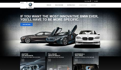 bmw official site audi official site autos post