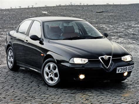 Alfa Romeo 156 by Alfa Romeo 156 Specs 1997 1998 1999 2000 2001 2002
