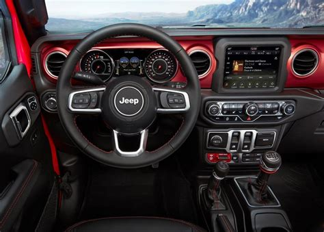 new jeep wrangler interior 2018 jeep wrangler officially unveiled new 2 0t 3 0