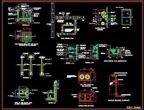 Kitchen Cabinet Layout Tools Typical Fire Hose Cabinet Details Plan N Design