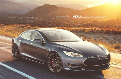Tesla S Tesla Model S Aftermarket Wheels