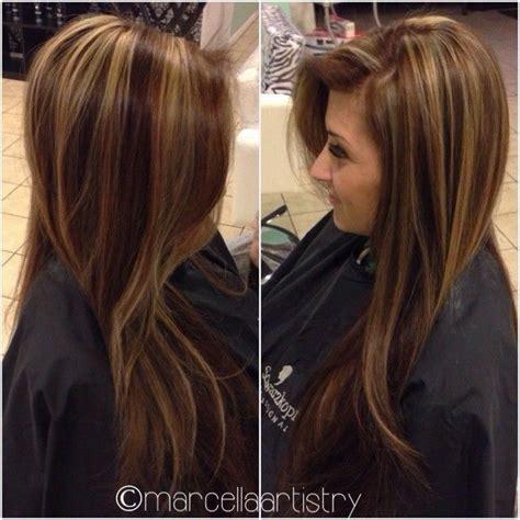 change dark mahogany brown hair to natural chocolate brown with highlights change dark mahogany brown hair to natural chocolate brown