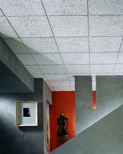 Usg Ceilings Tiles by Usg Quot F Quot Fissured Basic Acoustical Ceiling Panels Sound