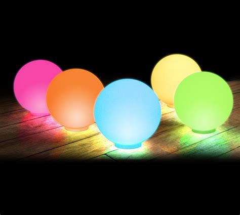 rgb moodlight 20 cm int ext lighting products quintezz