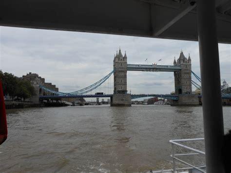 thames river cruise tower bridge london england