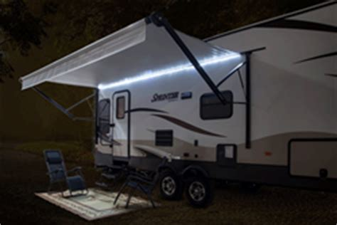 lippert awning keystone s new sprinter features lippert components solera