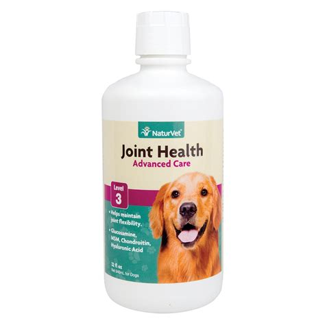 hip and joint supplements for dogs naturvet joint health supreme level 3 hip joint supplement for dogs petco store