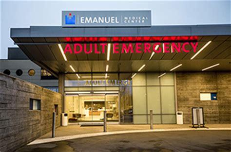 portland emergency room in an emergency legacy emanuel hospital legacy health