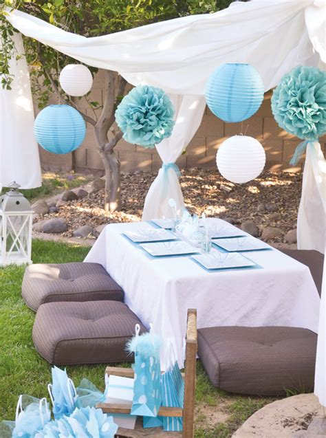 diy backyard party ideas modern dandelion birthday party make a wish hostess