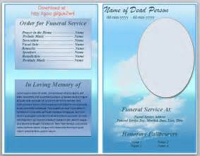 Free Printable Memorial Templates by 73 Best Printable Funeral Program Templates Images On