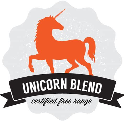 What Coffee Are You? Unicorn the All Rounder