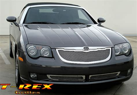 Chrysler Crossfire Grill by Chrysler Custom Billet Grilles