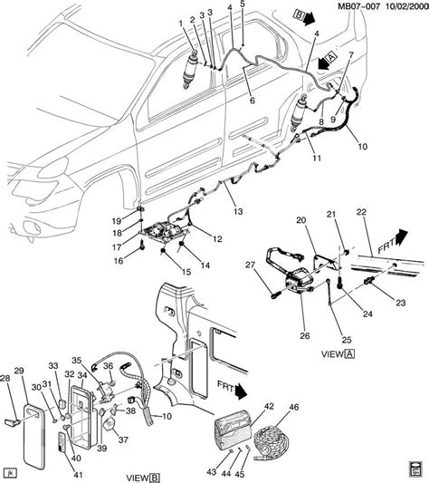 pontiac aztek parts diagram pontiac aztek engine parts diagram auto wiring pontiac